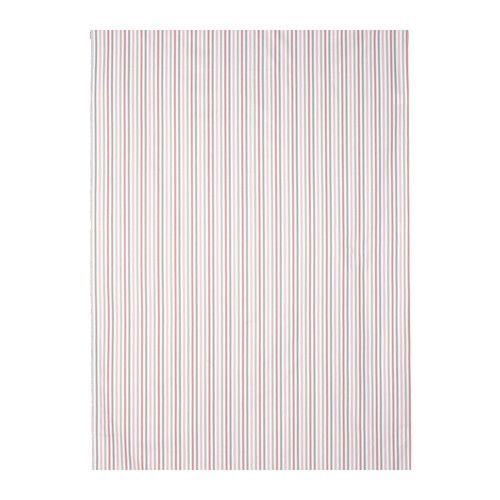 """EMMIE RAND Fabric IKEA Yarn-dyed fabric, 59"""", cotton, $8.99 7/2015. Pink-gray-taupe-white tones: coordinate with Emmie Ros fabric?"""