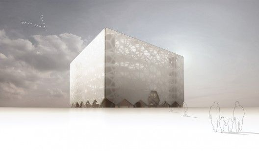 Mosque Proposal / StudiOZ