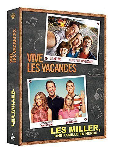 Vive les vacances + Les Miller, une famille en herbe: Film – WARNER BROS Cet article Vive les vacances + Les Miller, une famille en herbe…