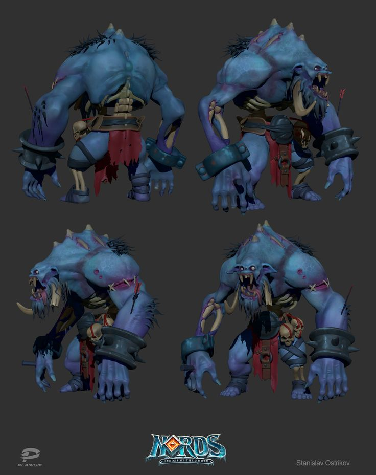 Cmivfx Character Concept Design Maya And Vray : Best images about orc goblin ogre n so on