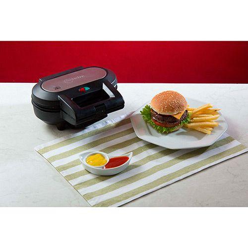 Máquina de Hambúrguer Fun Kitchen SS-1010G Preta