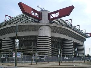 F.C Internazionale Milano / A.C Milan, Stadio Guiseppe Meazza, Milano - Italia