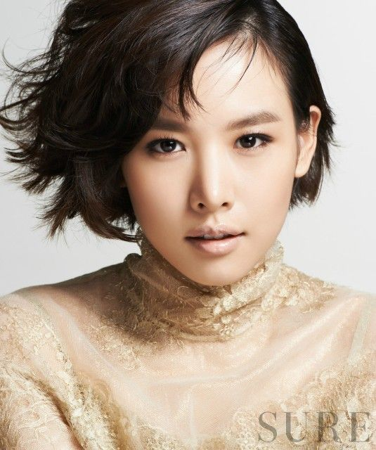 Jo Yoon Hee Sure Korea Magazine  December Issue '12