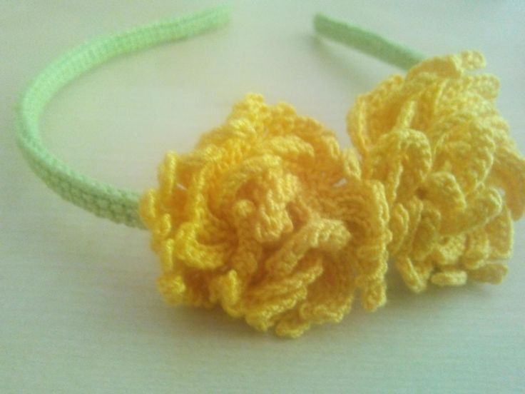 Made by Marcela: Hair headbands