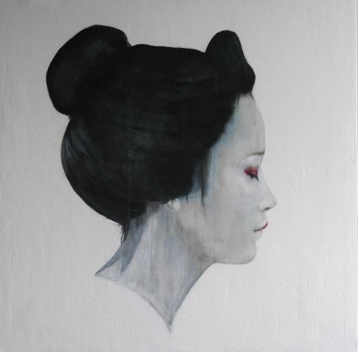 Christiaan Lieverse Kyoto Girl
