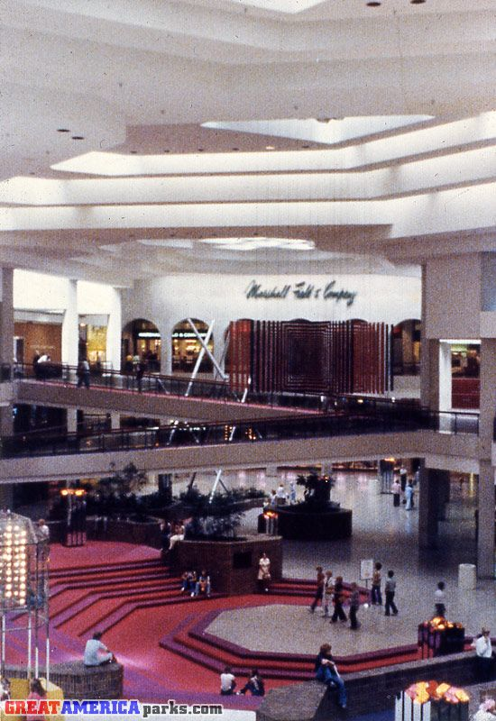 Woodfield Mall Food Court