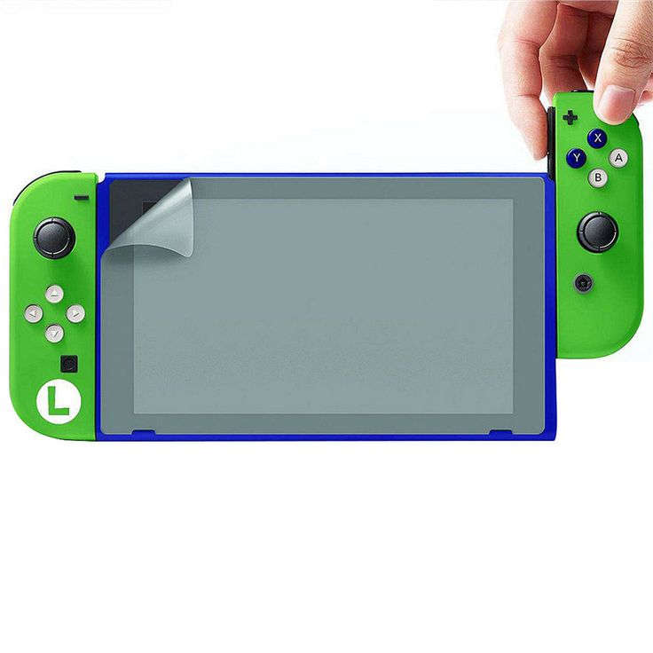 Anti-Fingerprint Extra Sensitive Touch Matte Screen Clear Protector Film For Nintendo Switch Screen