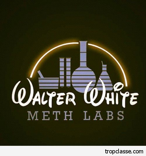 Walter White Disney style - Breaking Bad