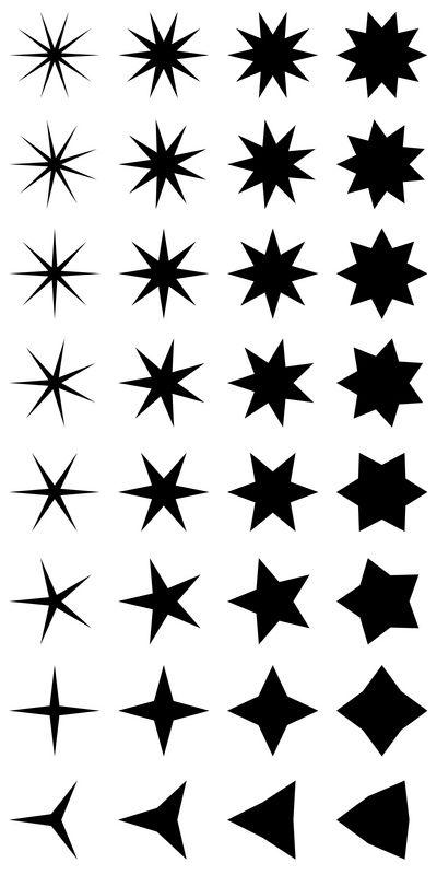 Star set