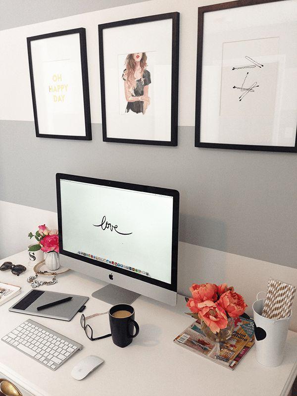 Ashley Ella Design The Nest // New Home, New Office