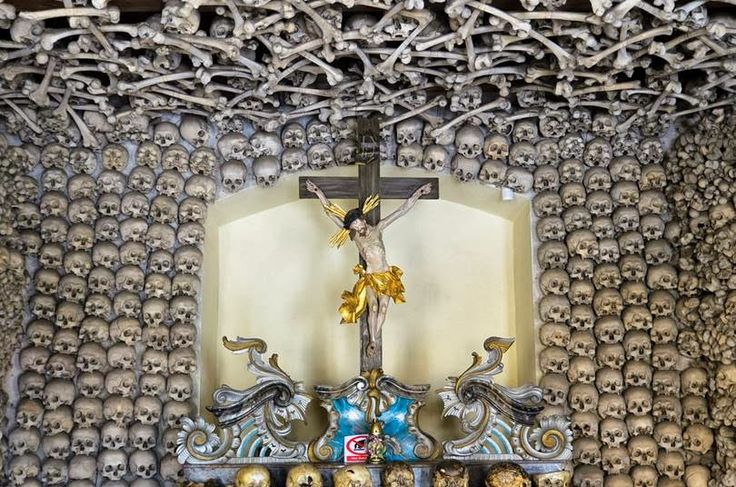 World's Beautiful Landscapes.: The Chapel of Skulls | Kaplica Czaszek, Poland