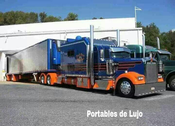 Kenworth w900 large cars pinterest rigs big and biggest truck voltagebd Images
