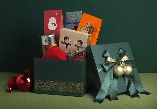 Küçük hediyelerle sevdiklerinizi mutlu etmek Kahve Dünyası'nın yılbaşı kutuları ile mümkün.
