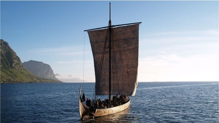 #JOBS Unique opportunity! #Viking Ship Captain needed at the #LofotrVikingMuseum in #Norway to sail the magnificent #Gokstad ship replica!  #adventures #archaeology #maritime ow.ly/HxgWi