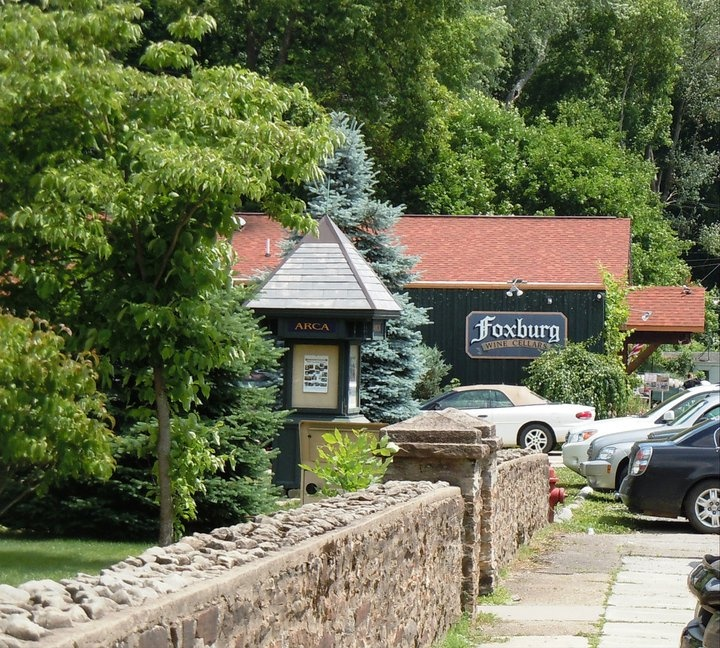 Foxburg Wine Cellars Located In Beautiful Pa When We Were Out At The