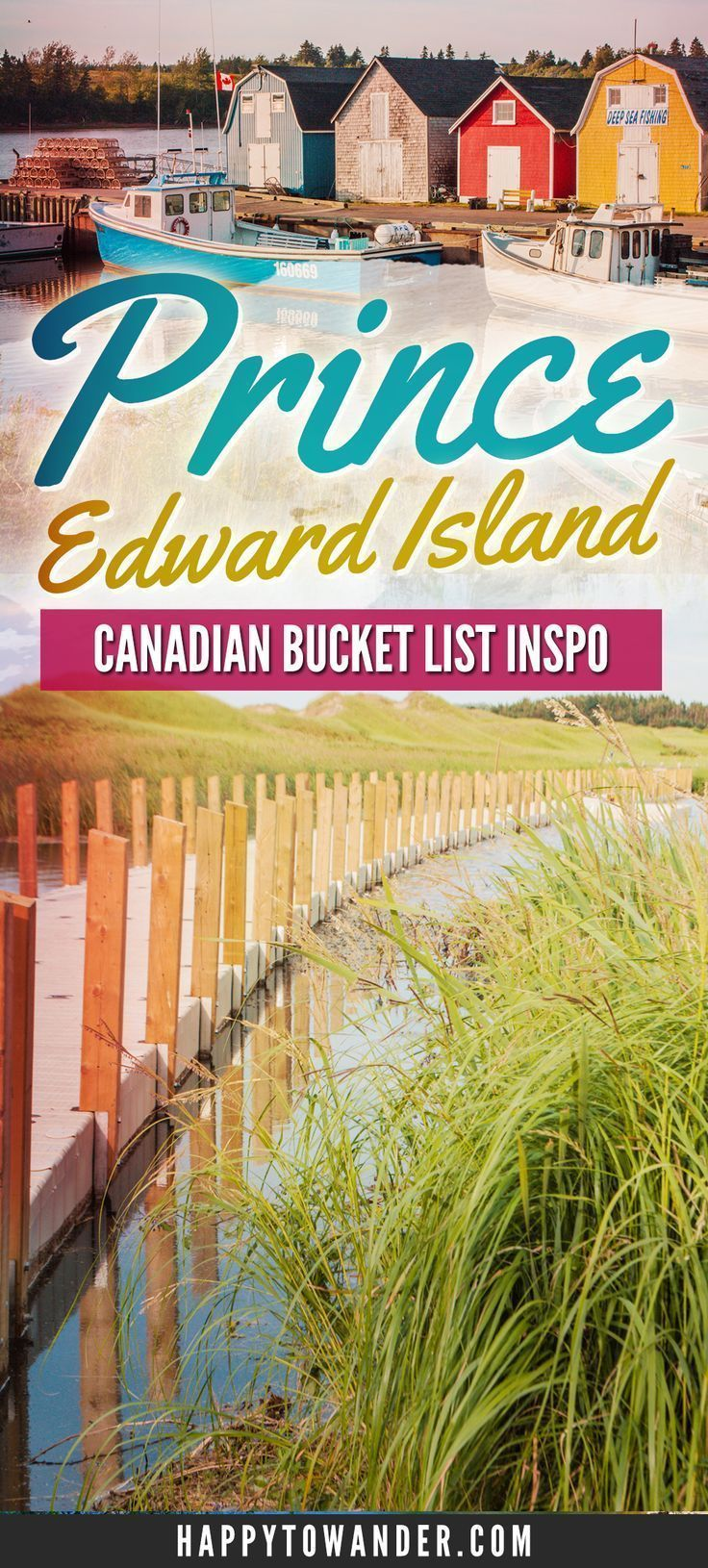 WOW! Prince Edward Island, Canada is definitely an underrated destination. Check out these great photos of Prince Edward Island to see why. #PEI #Canada #TravelDestinationsUsaCheap