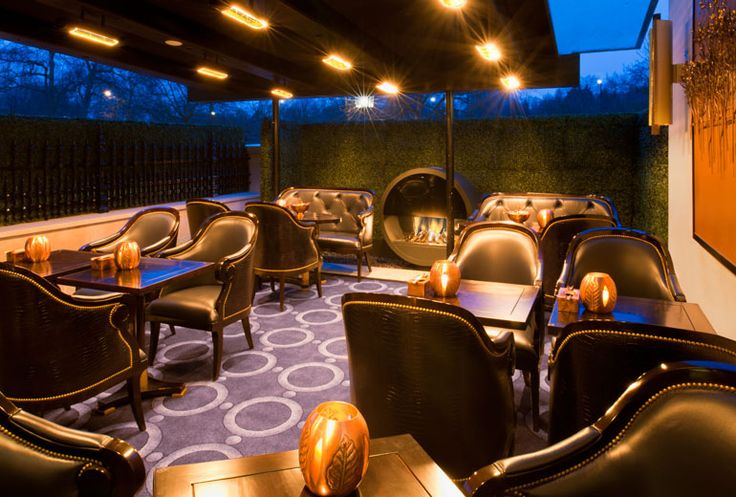 The Wellesley Knightsbridge, A Luxury Collection Hotel, London - SW1X Cigar Terrace