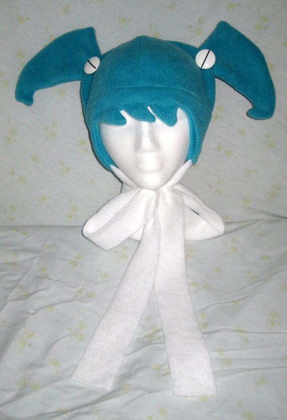 My Life As A Teenage Robot Jenny Hat Cosplay Teenage