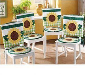 Sunflower Decor For Kitchen | Categories U003e Home Decor U003e Kitchen Decor ...