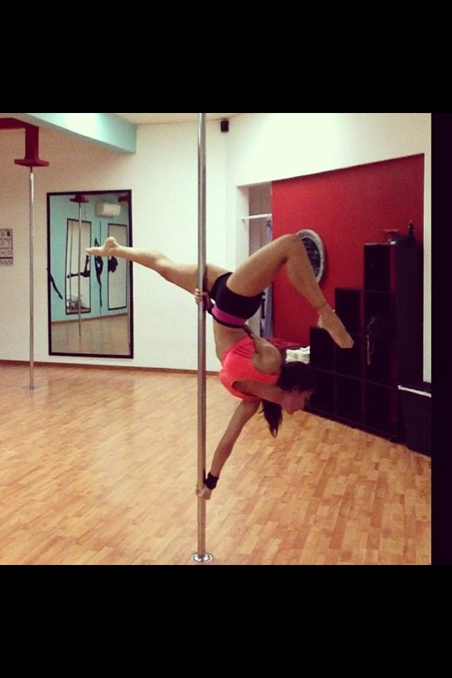 Did you know that pole fitness is the latest new fitness ...