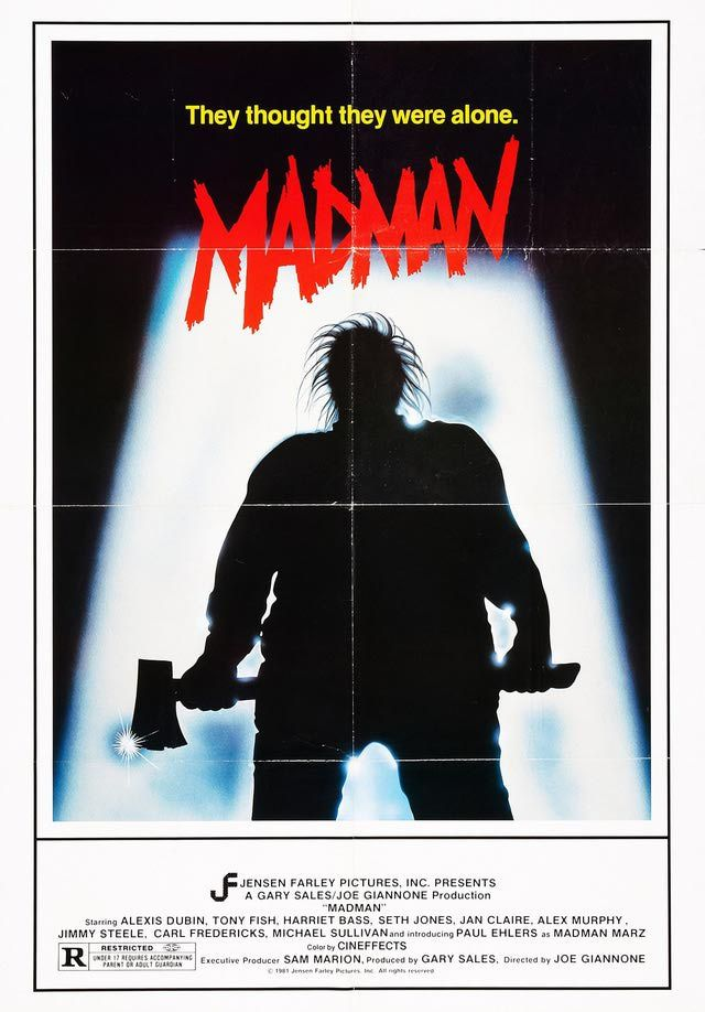 The 25 Raddest Slasher Movies of All Time: Madman (1981)