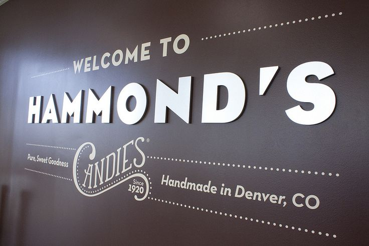 Love candy? Take a candy factory tour of Hammonds Candies right in Denver and watch how they make their famous hard candies and chocolates: http://www.hammondscandies.com/