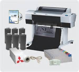 Search Epson inkjet printer for screen printing. Views 22158.