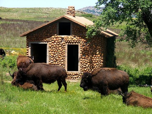 Cobblestone Cabin In Wichita Mountains Loved Going Here W