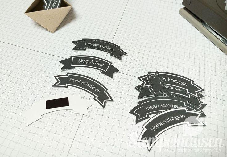 Bannerweise Grüße To-Do Banner Magnetstreifen
