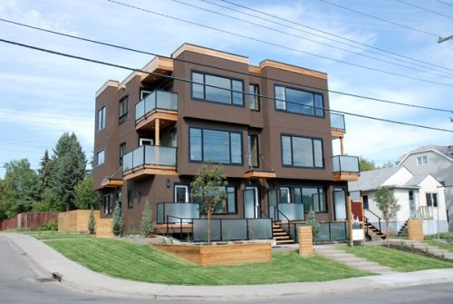 The Graycie Fourplex By Karoleena Is In Calgary Ab And
