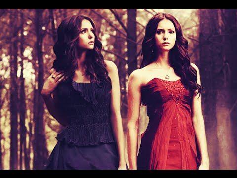 Doppelganger (Amara, Tatia, Katherine, Elena) YouTube