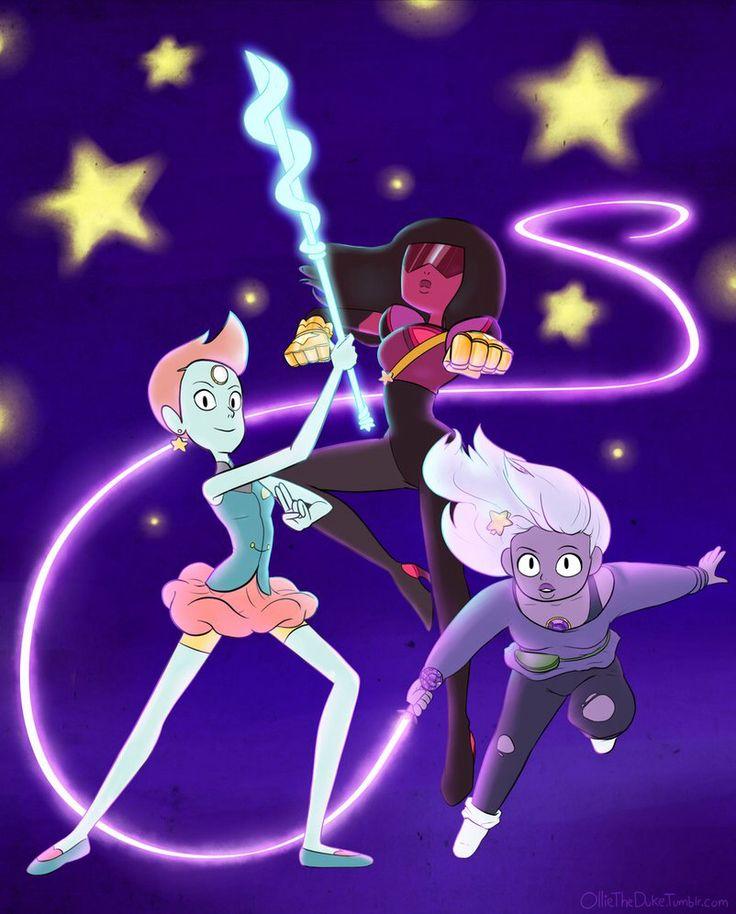 Crystal Gems (i kinda ...