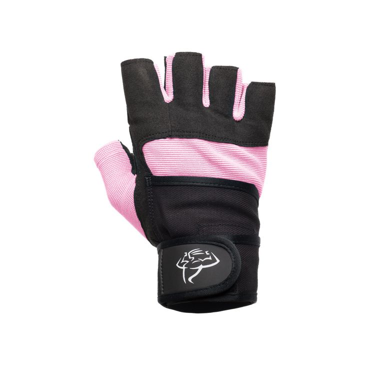 Women's Weight Lifting Gloves with Built-In Wrist Wraps