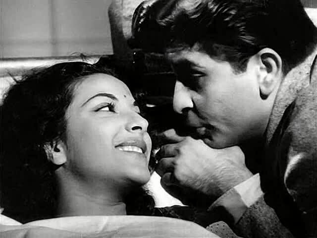 Raj Kapoor e Nargis Dutt