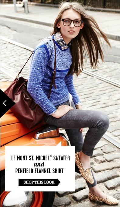 madewell.com: Fashion, Fall Wint, Street Style, Madewell Fall, Fall 2012, Mixed Prints, Fallwint, Autumnwint Wear, Patterns Mixed