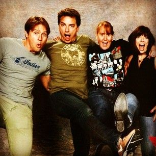 …and ready to do a kickline with you! | John Barrowman Is Apparently Having A Terrific Time At Phoenix ComiCon I CAN'T WAIT TO MEET HIM! SERIOUSLY!