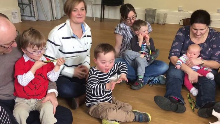 Singing Hands: World Down Syndrome Day 2017 - with 21&Co #WDSD17