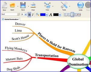 iMindMap, the mind mapping software program offered by ThinkBuzan, has some unique and powerful capabilities that you may not be aware of. Here are 8 of them.