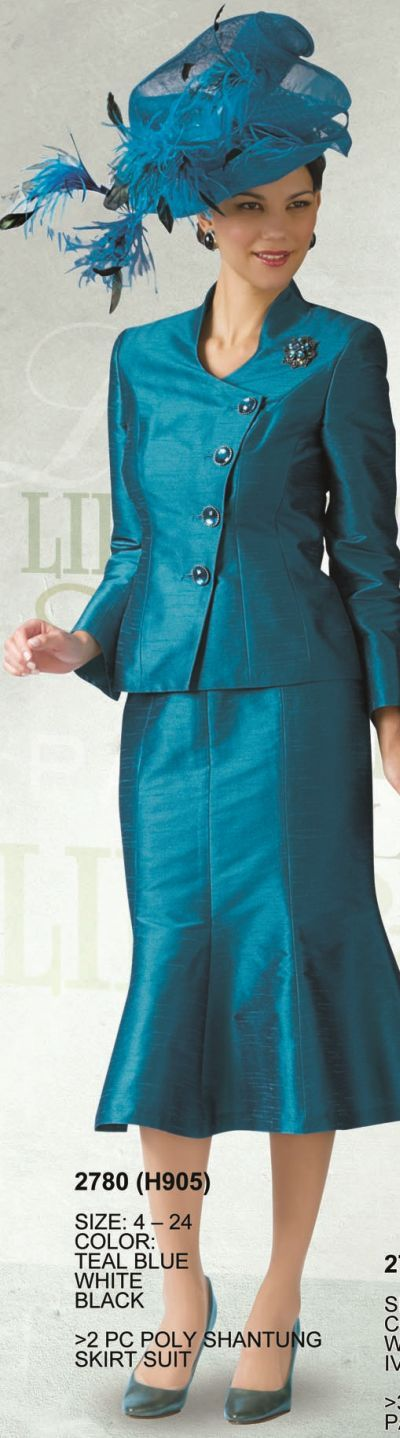 Lily and Taylor 2780 Womens Church Suit
