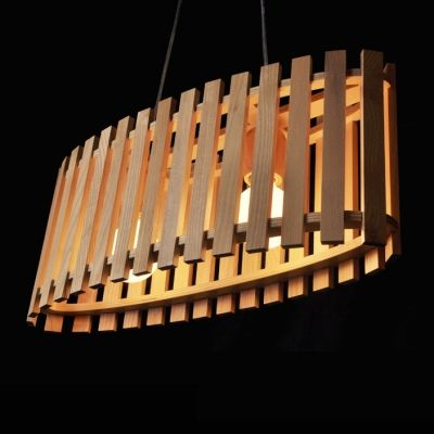 """22.8""""Wide Oval Designer Island Lighting Great for Your House"""