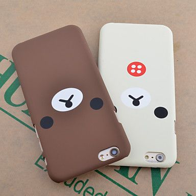 teddybeer patroon glad oppervlak pc harde Cover Case voor iPhone 5 / 5s 2016 – €3.91