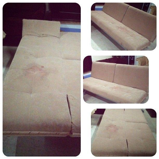 For Sale Inflatable Sofa Bed Price 45 Bd للبيع كرسي يصبح سرير لون بني بحالة جيدة ملاحظة بقعة في نص كرسي قابلة للازالة السع Home Decor Furniture Decor
