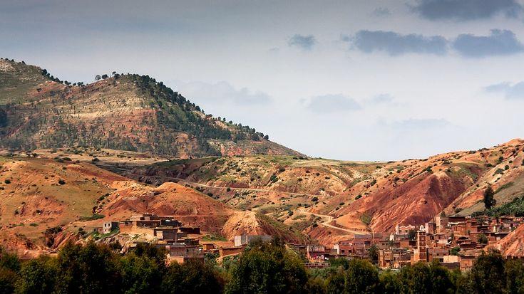 Marocco - landscape by Rob1962