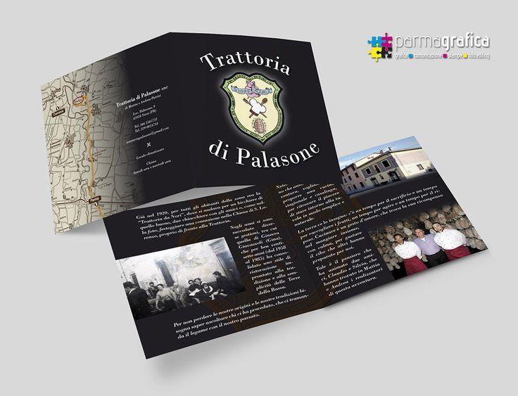 Brochure Trattoria di Palasone