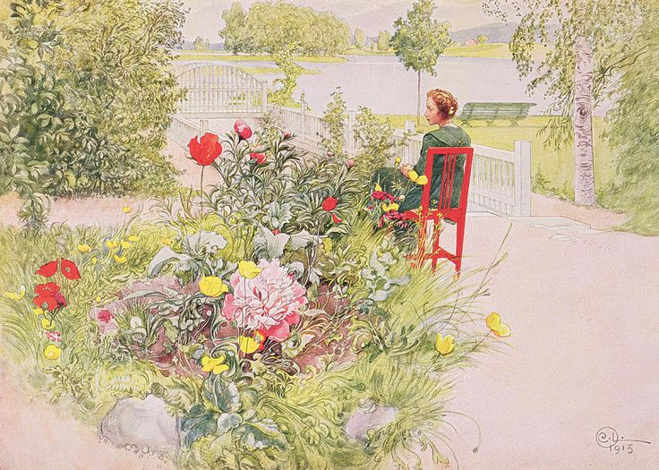 90 Best Carl Larsson Images On Pinterest
