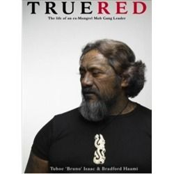 True Red is the essential biography of one man's fascinating journey from the realm of darkness into the world of light. See if it is available: http://www.library.cbhs.school.nz/oliver/libraryHome.do