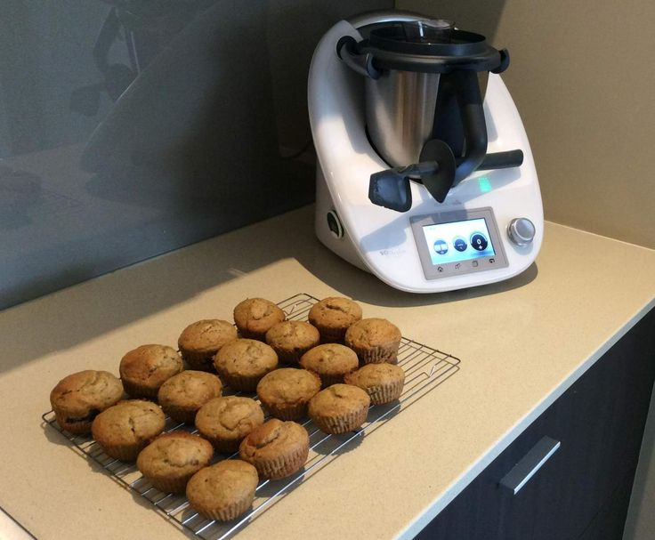 Recipe Banana and Date Muffins by Thermonty - Recipe of category Baking - sweet