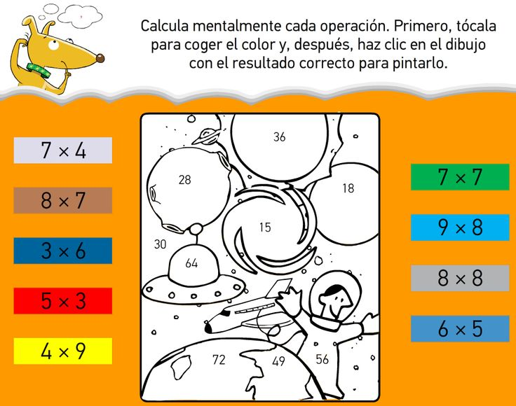 40 best images about Matemáticas Multiplicación on