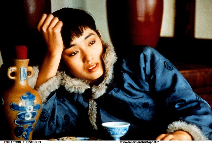 Raise the Red Lantern. Gong Li.: Raise The Red Lantern, Movies Scenes, Films Chine, Favorite Movies, Booty Actors Movies, Gong Li, Zhang Yimou