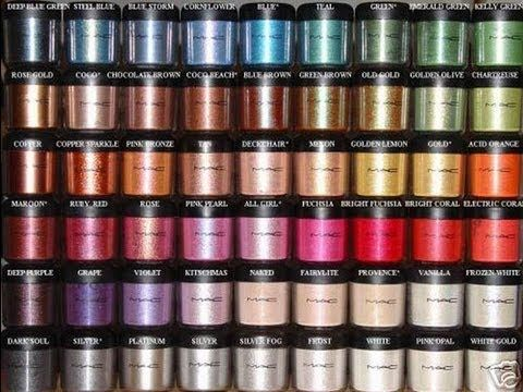 HOW TO APPLY MAC PIGMENTS!! (A.K.A FOILING) or any other pigments you buy hm